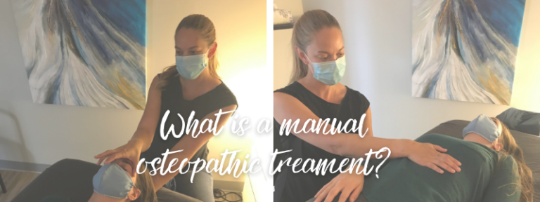 what is manual osteopath